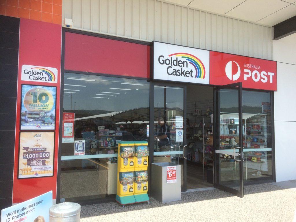 Australia Post Coomera